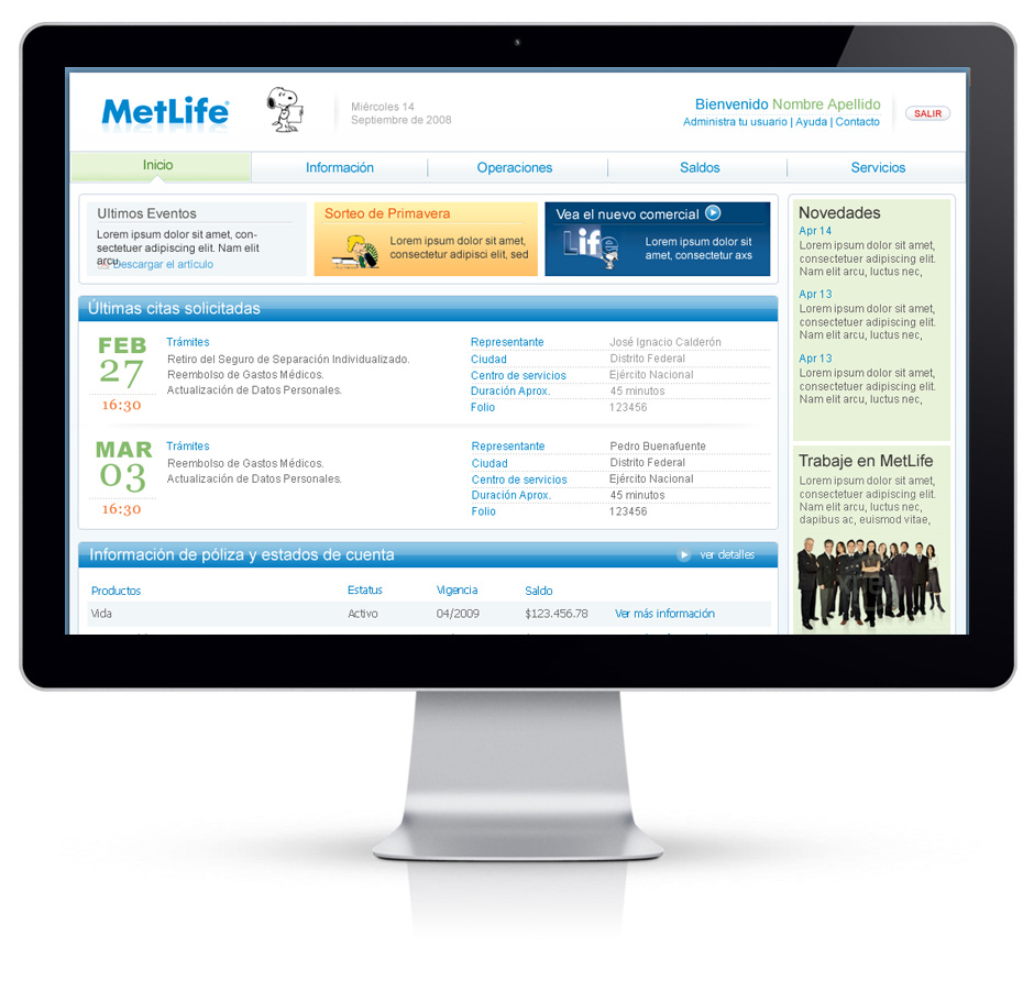 Metlife services