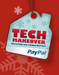 PayPal Techmakeover
