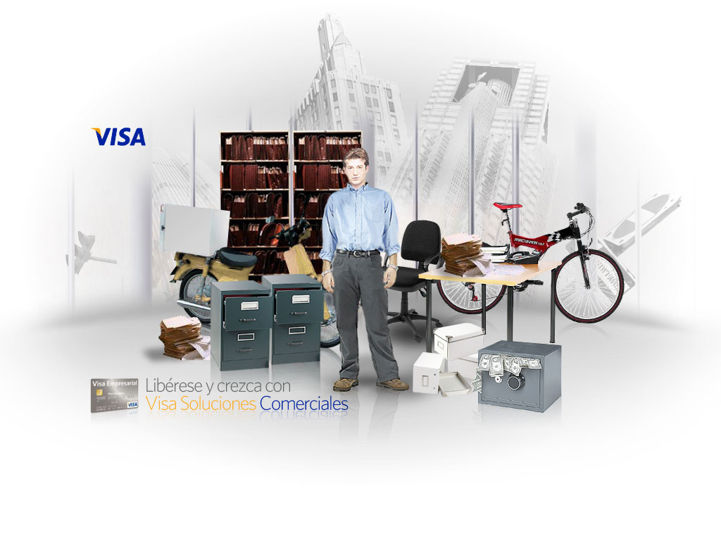Visa Commercial Solutions